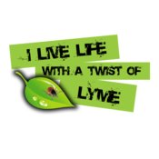 Live life with a twist of lyme