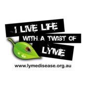I live life with a twist of Lyme