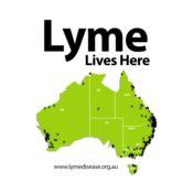 TMLP2015 - Lyme Lives Here (white shirts)